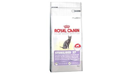 Granule Royal Canin Sterilised 10 kg + Doprava zdarma