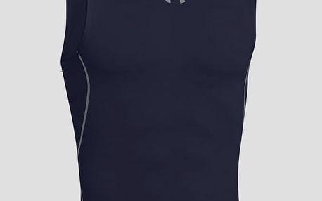 Kompresní tričko Under Armour HG SL Modrá