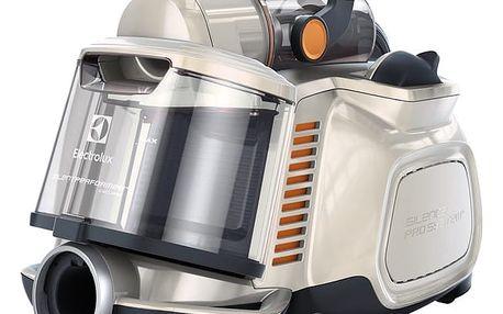 Vysavač podlahový Electrolux SilentPerformer Cyclonic ESPC74SW bílý + DOPRAVA ZDARMA