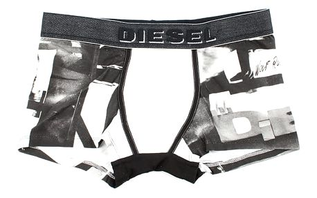 Boxerky Diesel Umbx-Damien Boxers Barevná