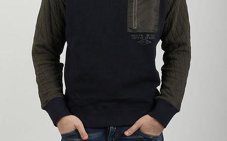 Mikina Replay M6459 Sweatshirts Černá
