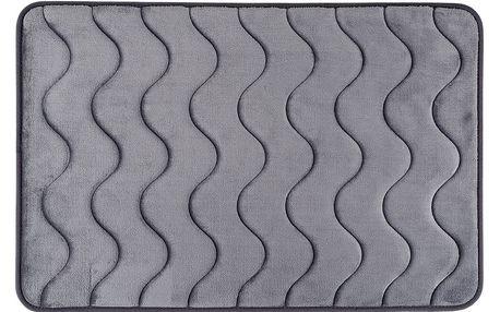 VOG Koupelnová předložka šedá, 50 x 75 cm