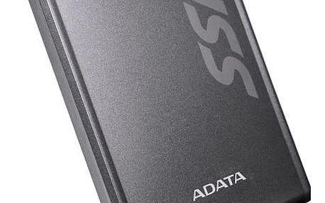 SSD externí ADATA SV620H 256GB (ASV620H-256GU3-CTI) titanium