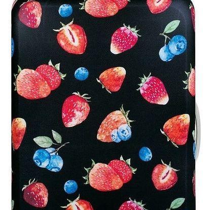 Obal na kufr LOQI Strawberries