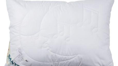 Sanybet Hudební polštář, 40 x 60 cm, 40 x 60 cm