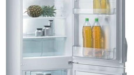 Kombinace chladničky s mrazničkou Gorenje RK 4181 AW bílá
