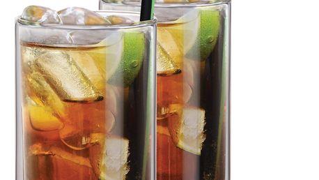 Maxxo 2dílná sada termo sklenic na Cuba libre