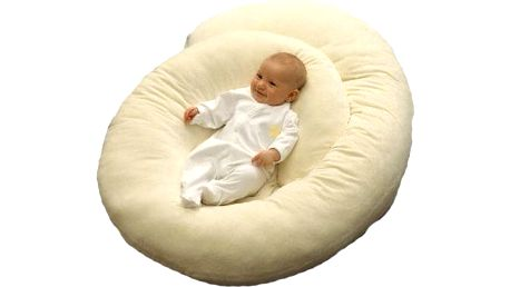 SUMMER INFANT Tělový polštář pro dokonalý komfort
