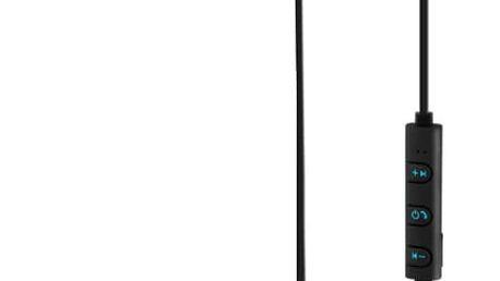 Sluchátka Niceboy HIVE Earbuds (Hive-earbuds) černá + DOPRAVA ZDARMA