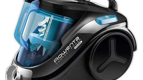 Vysavač podlahový Rowenta Compact Power RO3731EA černý/modrý + DOPRAVA ZDARMA