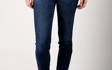 Džíny Diesel Doris L.32 Pantaloni Modrá