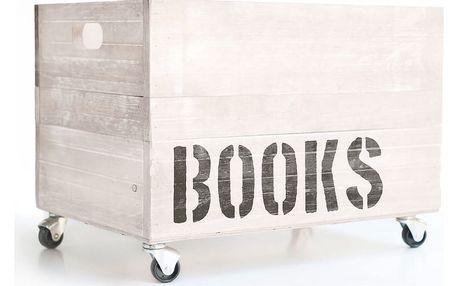 Pojízdný box Really Nice Things Books