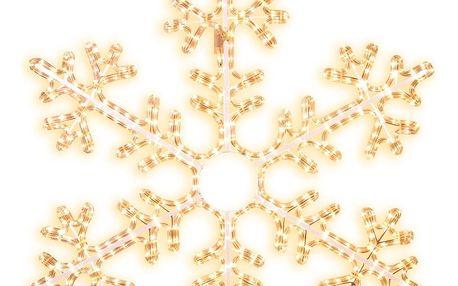 Svítící hvězda Best Season Warm Snowflake, Ø 100 cm - doprava zdarma!