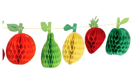 Girlanda Rex London Tutti Frutti