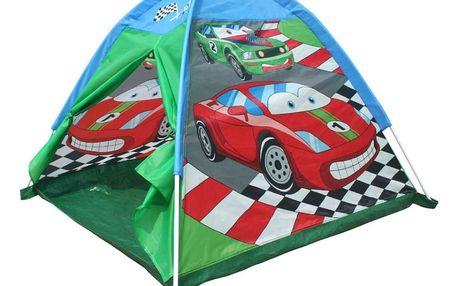 CorbySport 5781 Stan dětský kopule s potiskem cars