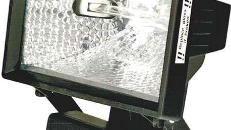 Reflektor Emos G2311-0102, 500W s PIR senzorem, černý