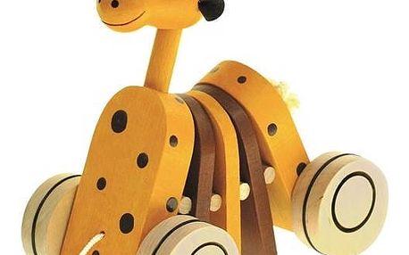 Tahací žirafa Bino