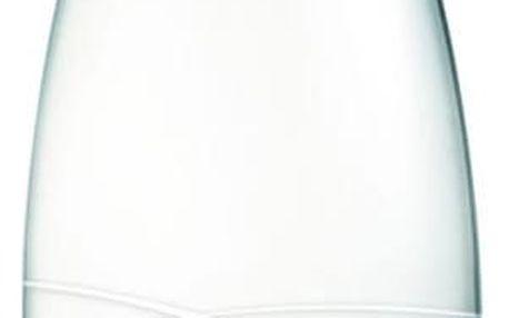 Světlemodrá skleněná lahev ReTap s doživotní zárukou, 800ml