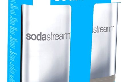 SodaStream láhev grey Duo Pack 1 l