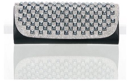 Fashion Icon Psaníčko společenské Diamond Shine krystaly
