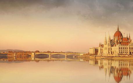 Nový Bo33 Hotel **** v centru Budapešti se snídaní a wellness