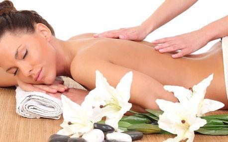 Speciální masáže dle výběru pro vaše tělo i mysl