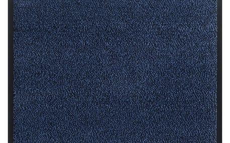 Vopi Vnitřní rohožka Mars modrá 549/010, 90 x 150 cm