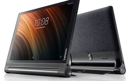 Dotykový tablet Lenovo Yoga Tablet 3 Plus LTE (ZA1R0055CZ) černý Software F-Secure SAFE 6 měsíců pro 3 zařízení v hodnotě 979 Kč + DOPRAVA ZDARMA
