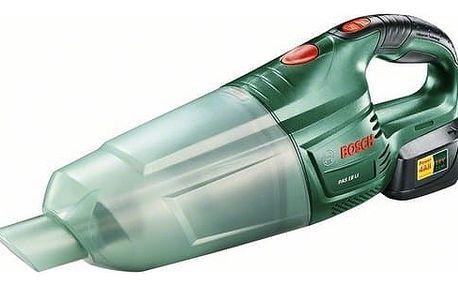 Akumulátorový vysavač Bosch PAS 18 LI, aku upgrade + DOPRAVA ZDARMA