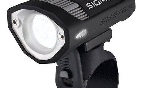 Světlo na kolo Sigma Buster 200 přední černé