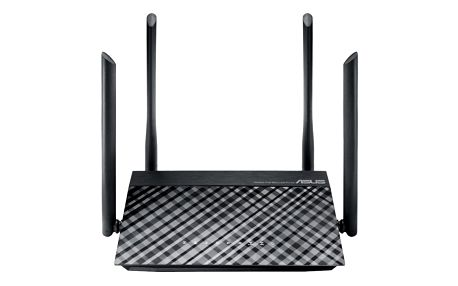 Router Asus RT-AC1200 (90IG0211-BM3D00) černá