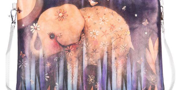 Fashion Icon Psaníčko Etno slon pouzdro na tablet