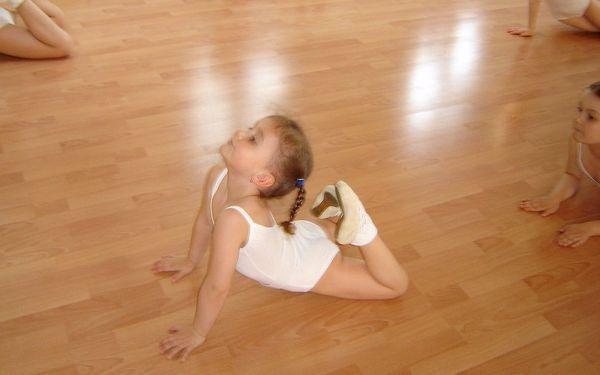 Baletní školička Isabely Soukupové, sál OAZA