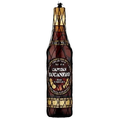 Capitan Bucanero Elixir Dominicano 7YO 0,7l 34%