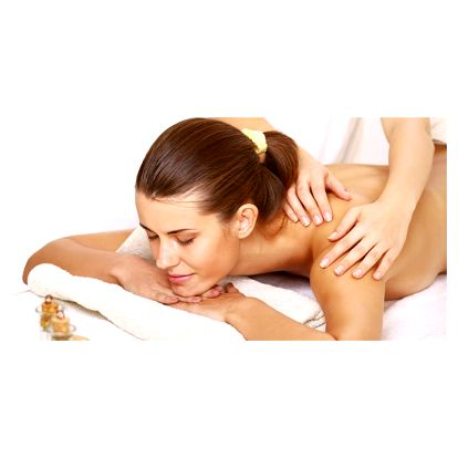 60minutová revitalizační solná masáž + zábal