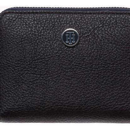 Tommy Hilfiger modrá peněženka Effortless Novelty Comp Za Wallet