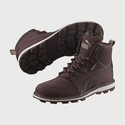 Boty Puma Tatau Fur boot 2 Černá