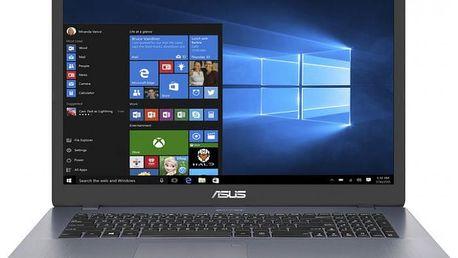 ASUS VivoBook 17 X705UA, šedá X705UA-BX022T