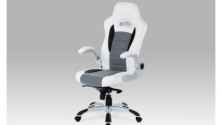 Kancelářská židle KA-E240B WT Autronic