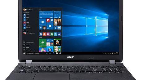Notebook Acer 15 (EX2519-P1PR) (NX.EFAEC.028) černý + DOPRAVA ZDARMA
