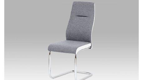 Jídelní židle HC-238 GRW2 šedá Autronic