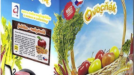 OVOCŇÁK Jablko-rakytník 3 L - ovocná šťáva