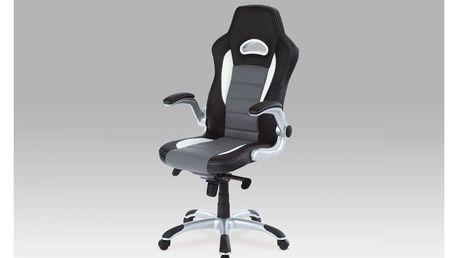 Kancelářská židle KA-E240B GREY Autronic