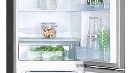 Kombinace chladničky s mrazničkou Goddess RCC0177GX9 nerez + Navíc sleva 10 % + Doprava zdarma