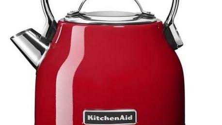 Rychlovarná konvice KitchenAid P2 5KEK1222EER červená + Navíc sleva 10 % + Doprava zdarma