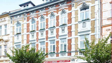Týdenní pobyt pro 2 osoby v hotelu Clochard *** s bohatou polopenzí a s množstvím zábavy v ceně.