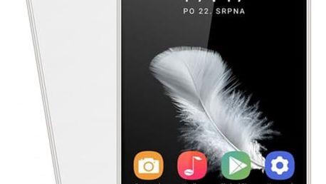 Mobilní telefon Umax VisionBook P50 LTE (UMM200P5W) bílý