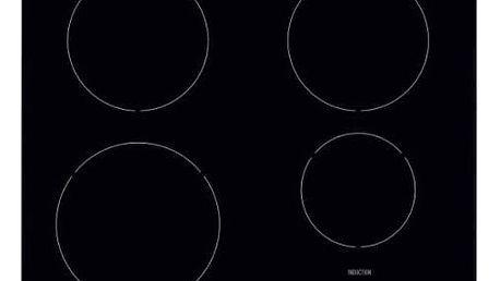 Indukční varná deska Electrolux EHH6340FSK černá + Navíc sleva 10 % + Doprava zdarma
