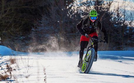 Zapůjčení jízdního kola snowbike na den i déle