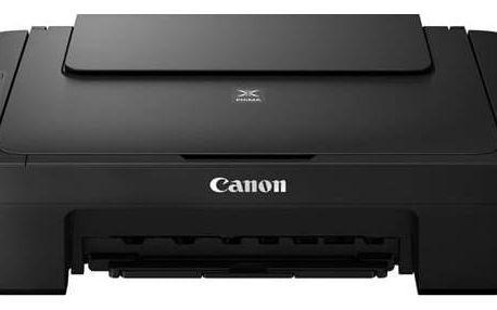 Canon PIXMA MG2550S - Print/Scan/Copy/4800x600/USB black